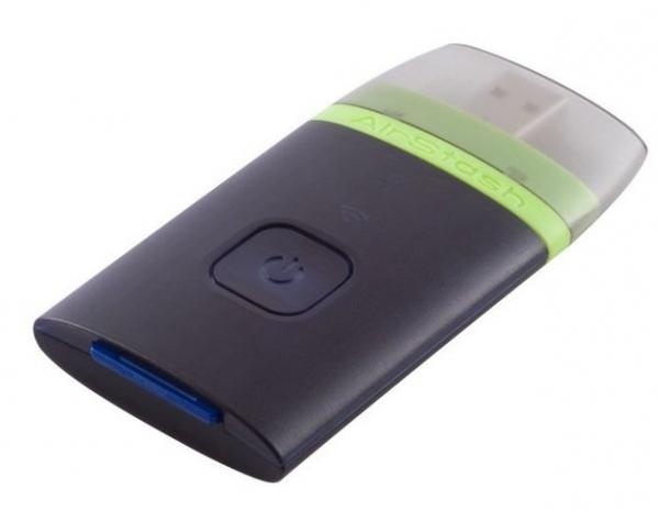 Беспроводная флешка Maxell AirStash