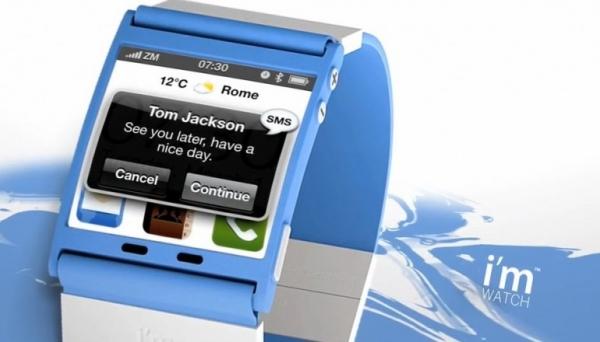 Android-часы Im Watch