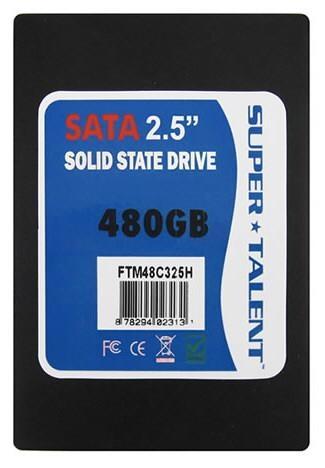 Super Talent представляет скоростные SSD TeraDrive CT3 с SATA 6.0 Гбит/с