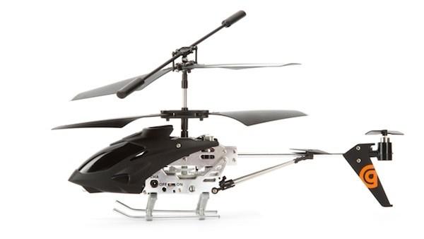 Griffin представила дистанционно управляемый «iOS-вертолет» за 50 $