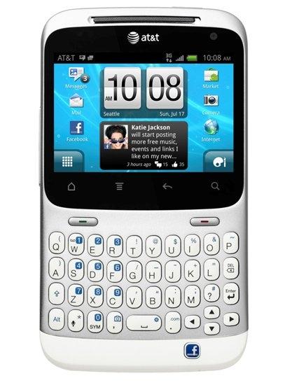 «Фейсбукофон» HTC Status поступил в продажу