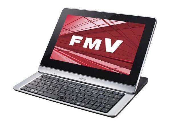 Fujtisu запускает планшет-слайдер TH40/D на этой неделе