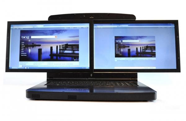 Двухэкранный ноутбук от gScreen доступен для предзаказов