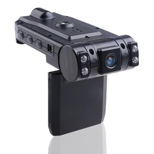 Dual Cam Dash Camera – двусторонний видеорегистратор