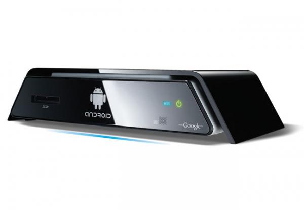 AMEX Digital MP-G7 – цифровой медиаплеер на базе Android
