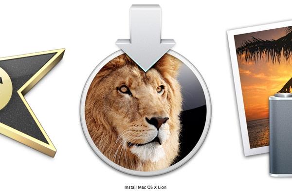 ОС Apple Mac OS X Lion доступна в App Store