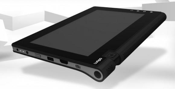 Выпуск Android-планшета Notion Ink Adam 2 намечен на декабрь