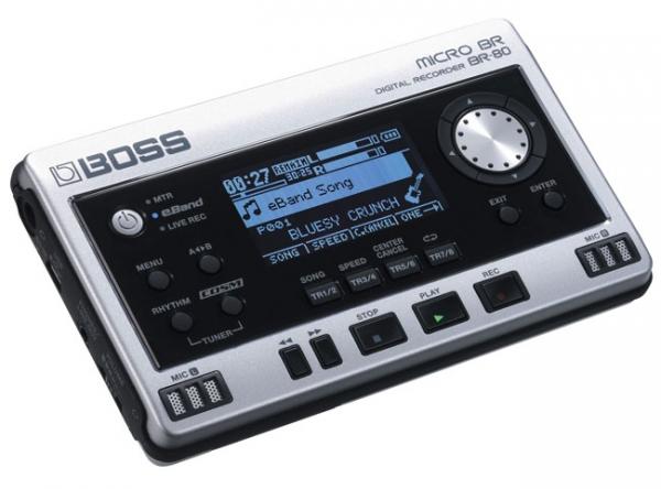 Карманный диктофон Boss Micro BR-80