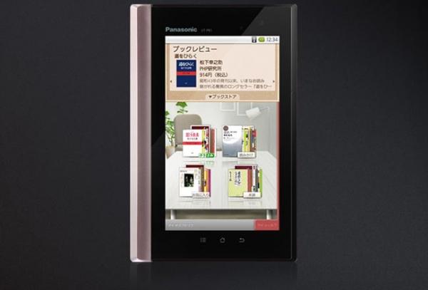 Читалка от Panasonic на базе Android