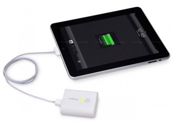 Новый Eneloop Mobile Booster от Sanyo