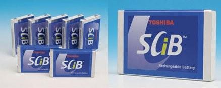 Батареи SCiB от Toshiba: зарядка 5 минут, срок службы 10 лет