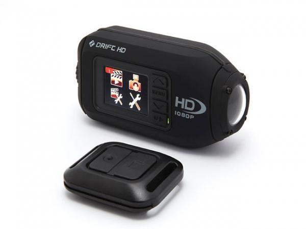 Компактная HD-камера Drift HD