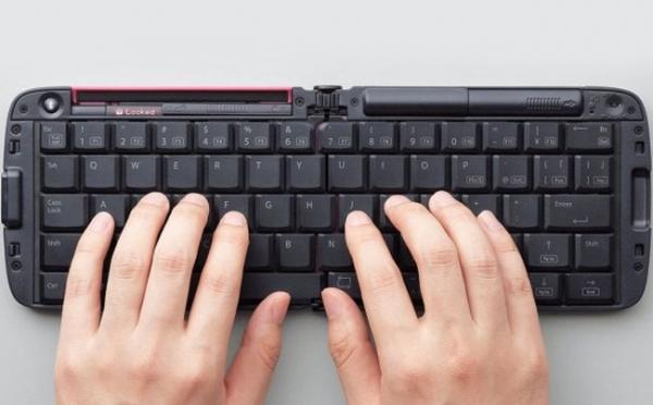 Мобильные Bluetooth-клавиатуры от Elecom