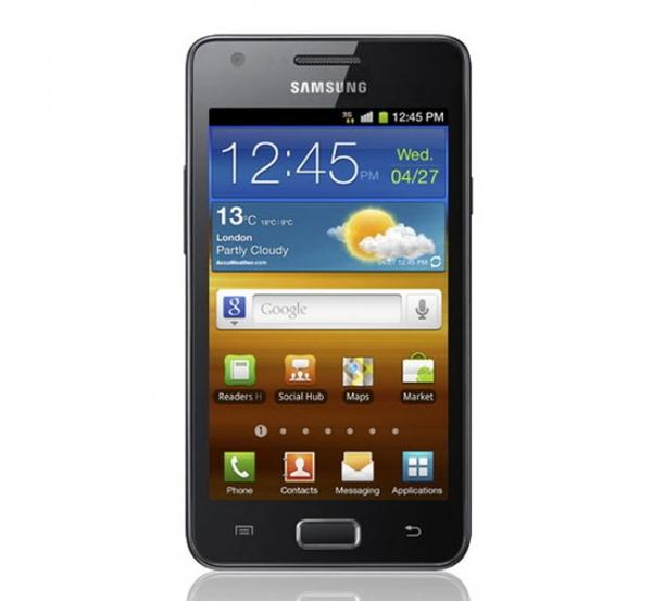 Официальный анонс Samsung Galaxy R
