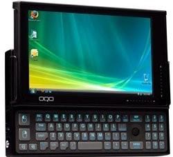 Новый ультрапортативный компьютер OQO E2