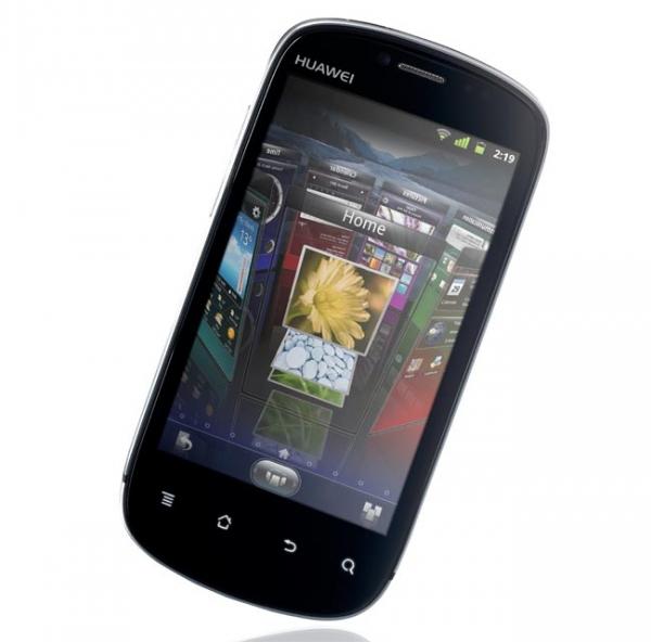Новый Android-смартфон Huawei Vision