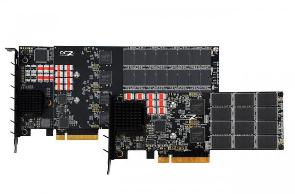 Высокоскоростные PCIe-SSD OCZ Z-Drive R4