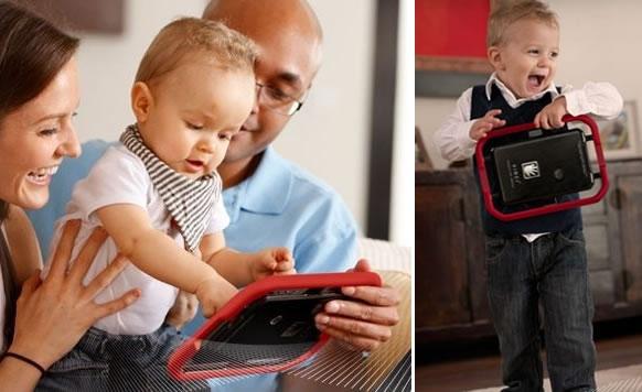 VINCI Tab – Android-планшет для младенцев