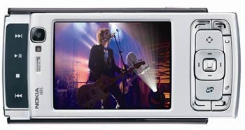 Медиа-комбайн Nokia N95