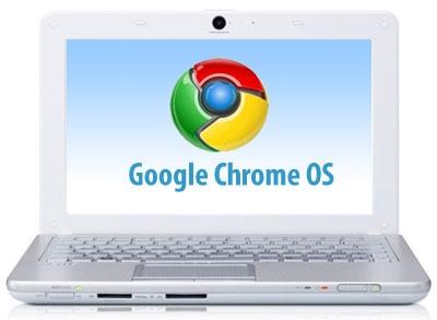 Google Chrome OS успешно взломана