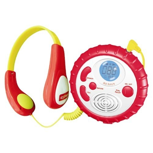 MP3-плеер для детей Toy Cookie MP3 Player