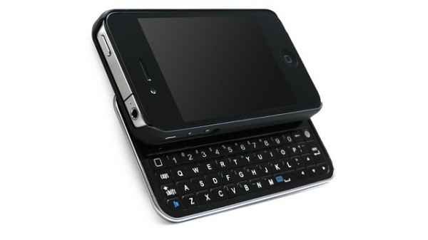 Kiano 4 – корпус с клавиатурой для iPhone