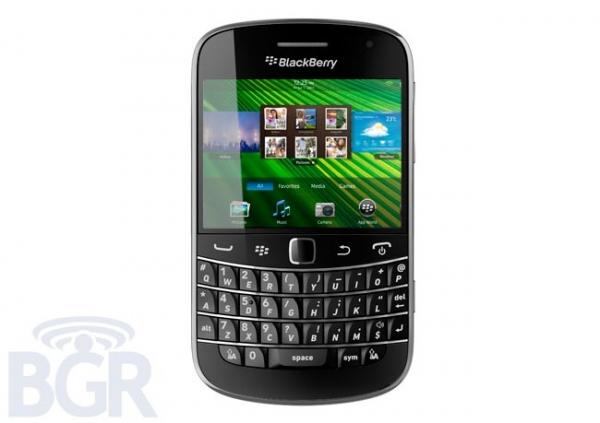 BlackBerry Colt – первый QNX-смартфон от RIM