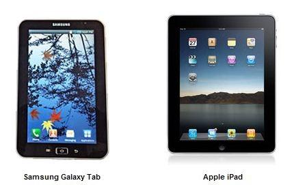 Apple добилась запрета на продажи Samsung Galaxy Tab 10.1 в Европе