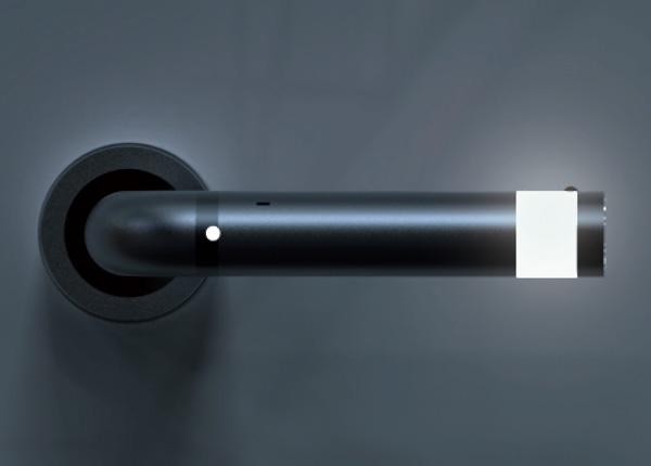 Концепт «экстренной» дверной ручки LeDoor