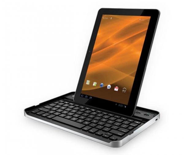 Корпус-клавиатура для Samsung Galaxy Tab 10.1 от Logitech