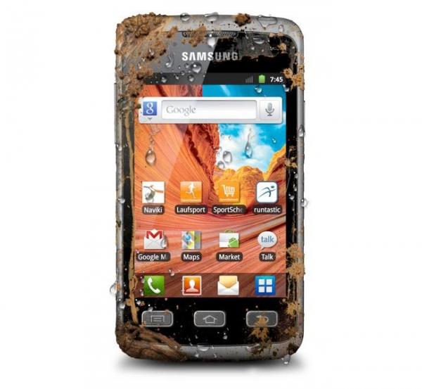 Прочный Android-смартфон Samsung Galaxy Xcover