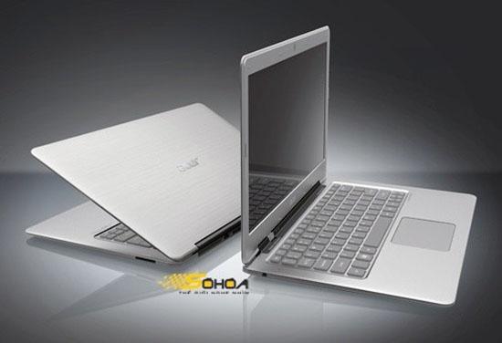 Ультратонкий ноутбук Acer Aspire 3951