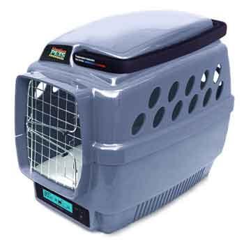 Клетка для животных с кондиционером