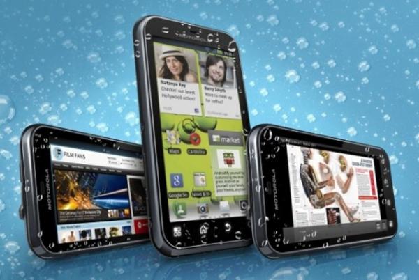 Прочный Android-смартфон Motorola Defy+