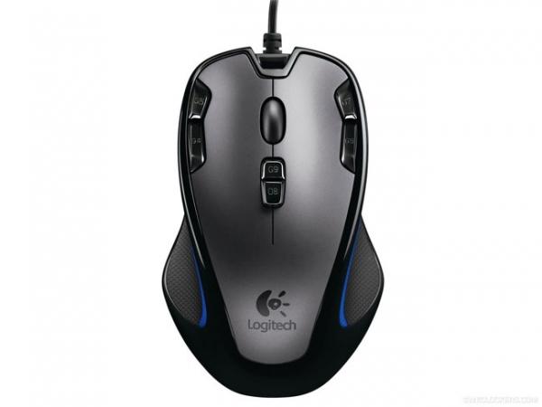 9-кнопочная игровая мышь Logitech G300