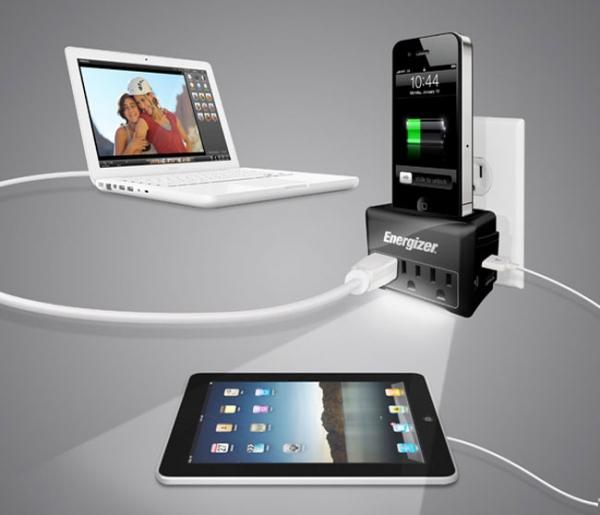 Универсальное зарядное устройство iSurge Charging Station