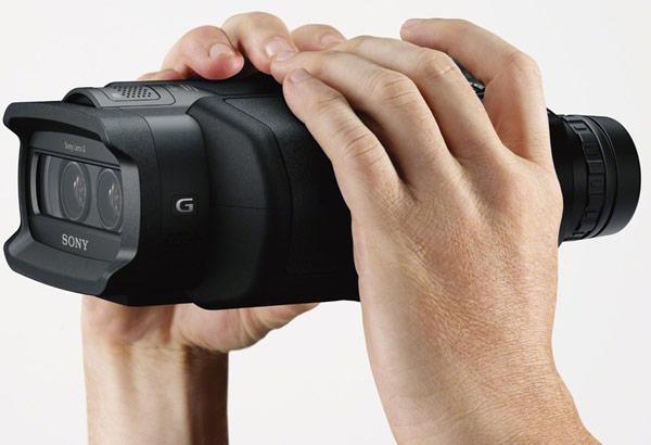 Sony выпускает цифровой бинокль за две тысячи долларов