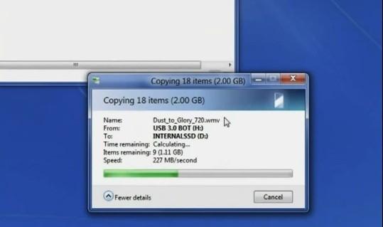 Microsoft обещает «хорошую» поддержку USB 3.0 в ОС Windows 8