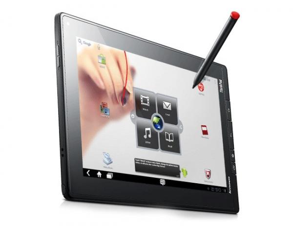 Планшет Lenovo ThinkPad Tablet появился в продаже