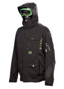 GPS-куртка для альпинистов
