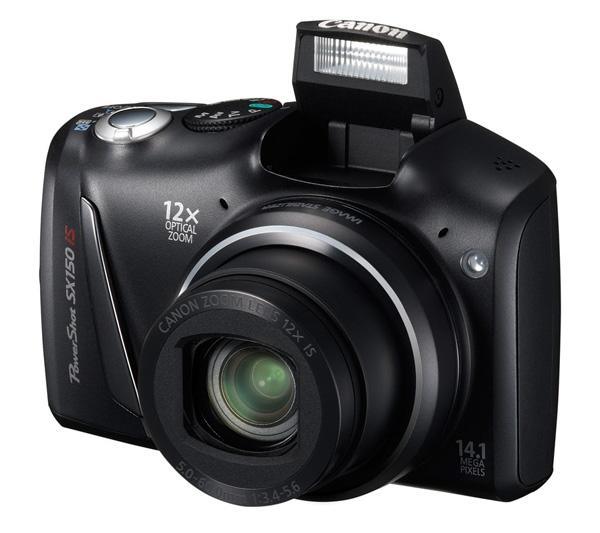 Canon анонсирует три новые компактные камеры PowerShot