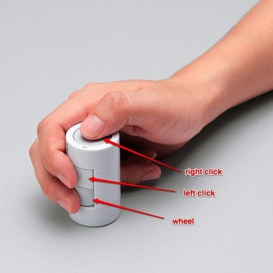 Мышь-батарейка Kandenchi