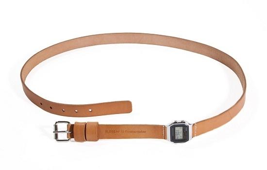 Belt Watch – абсолютно бессмысленный гаджет