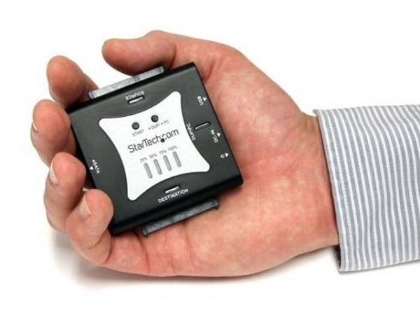 Дубликатор жестких дисков StarTech Pocket Hard Drive Duplicator