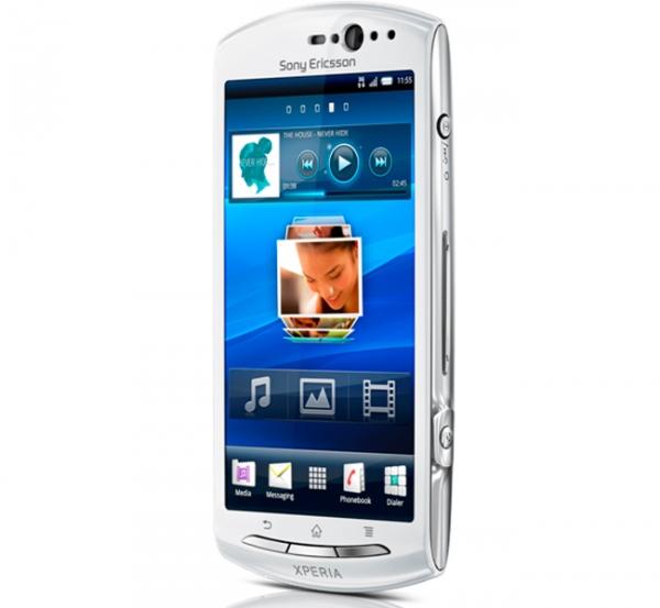 Новый смартфон Sony Ericsson Xperia Neo V