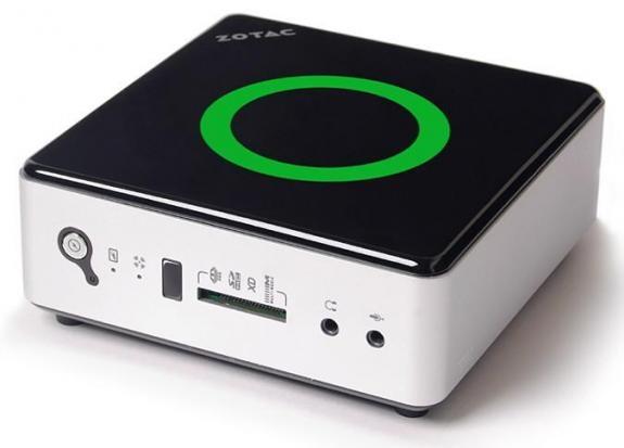 Zotac ZBox nano с процессором E-350 поступит в продажу на следующей неделе