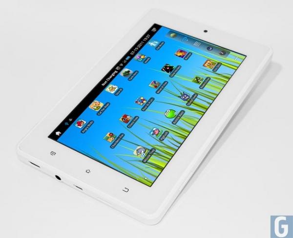 Бюджетный Android-планшет AndyPad