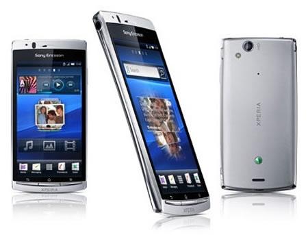Sony Ericsson Xperia Arc S – смартфон с возможностью 3D-съемки