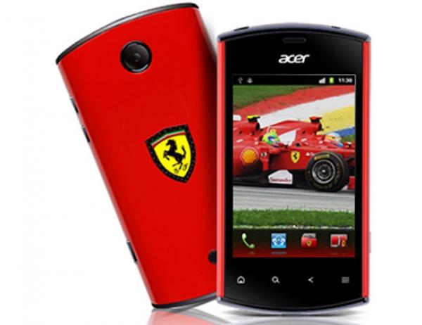 Acer Liquid Mini Edition – смартфон для любителей скорости