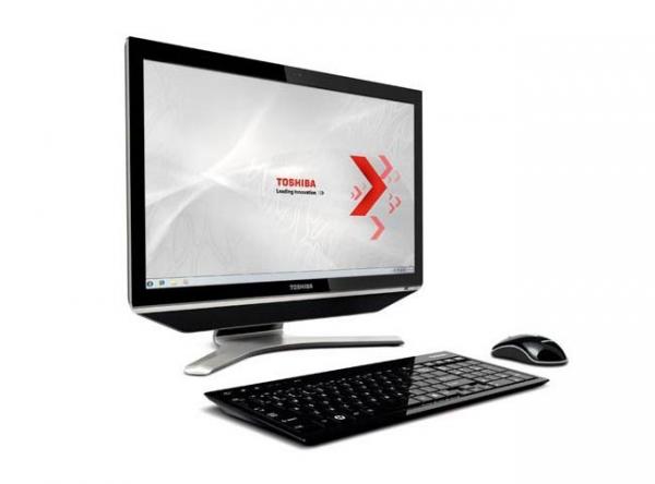 Десктоп все-в-одном Toshiba Qosmio DX730